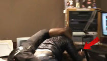 'RHOA' Matt Jordan Says Fight Video Proves His Claim, Peter Thomas Pulled a Knife (VIDEO)