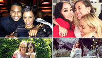 Hollywood's Stars Show Love for Their Mamas on Mother's Day (PHOTO GALLERY)