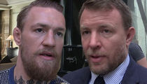 Conor McGregor Turned Down Guy Ritchie For 'King Arthur' Role