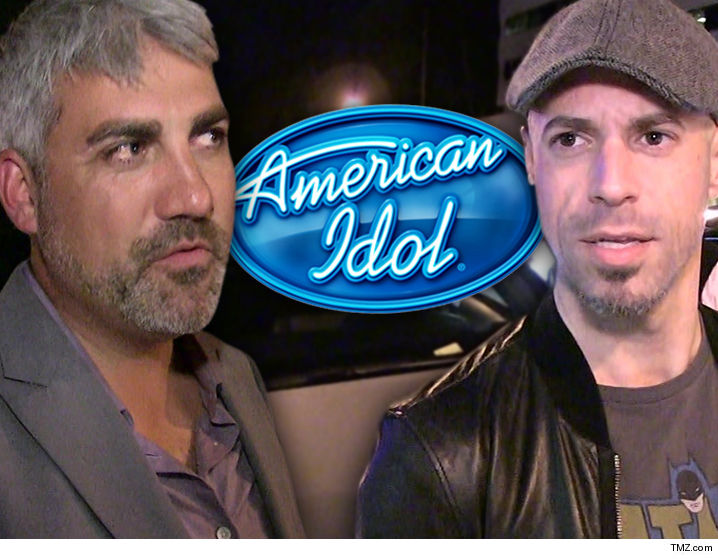Taylor Hicks Throws Shade at Chris Daughtry's 'American Idol' Gig