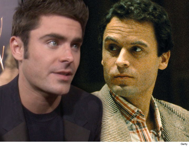 Zac Efron to play serial killer Ted Bundy in upcoming biopic