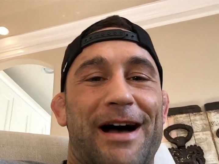 UFC Legend Frankie Edgar Says He'll Be UFC Champ This Year (VIDEO)