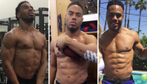 14 Shirtless Shots of Rashad Jennings to Make You Cha Cha!