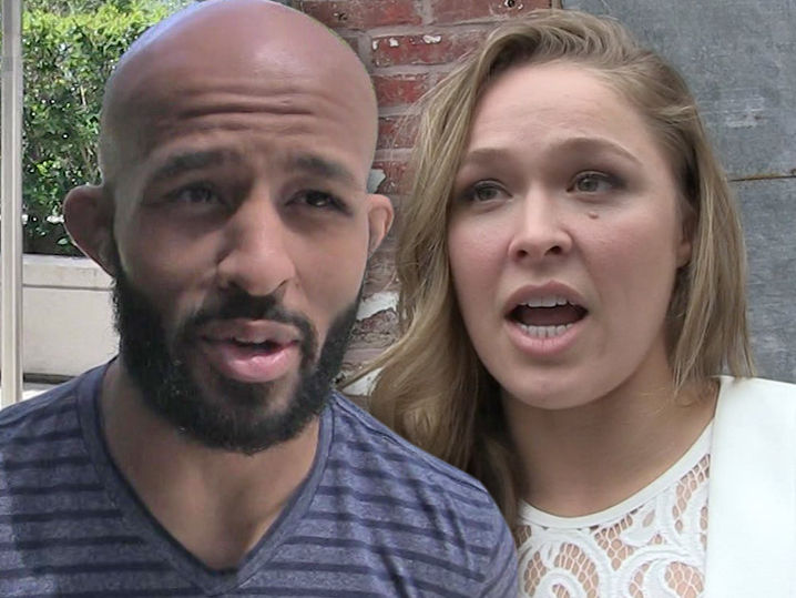 UFC's Demetrious Johnson Rips Ronda Rousey, You Lost 'Grow the F*** Up'