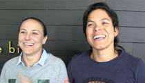 Amanda Nunes Says GF Will Take Her Last Name When They Marry (VIDEO)