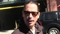Chris Cornell Used Exercise Band and Sturdy Clip Device to Hang Himself