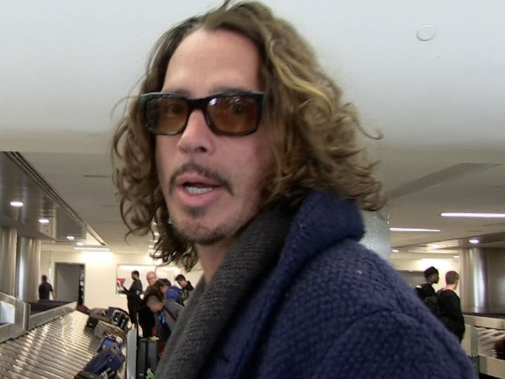 Soundgarden, Audioslave Frontman Singer Chris Cornell Found Dead