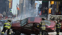 Times Square Crash Kills One, Car Slams into Pedestrians (UPDATED PHOTO + VIDEO)