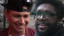 Questlove & Pauly D Team Up for 'Best Prom Night' in America