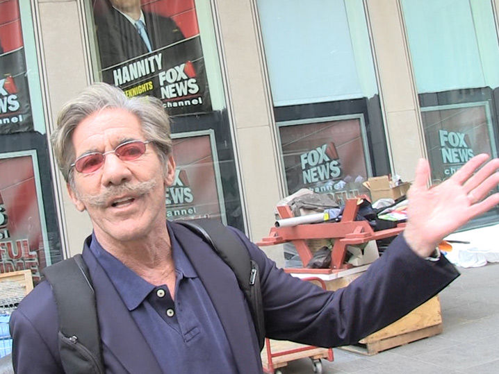 Geraldo Rivera Praises Roger Ailes for Making Fox News for Rednecks (VIDEO)