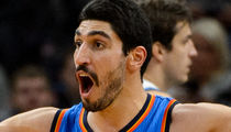 OKC Center Enes Kanter Detained in Romania