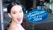 Katy Perry Scores $25 MILLION for 'American Idol' Deal