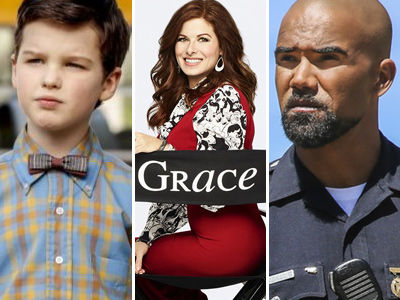 All 27 New Fall TV Show Trailers Ranked: 'Big Bang' Spinoff, 'Will & Grace' Return and More!