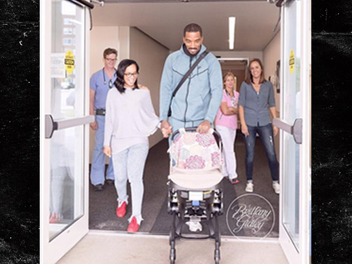 J.R. Smith's Preemie Baby Comes Home From Hospital NICU