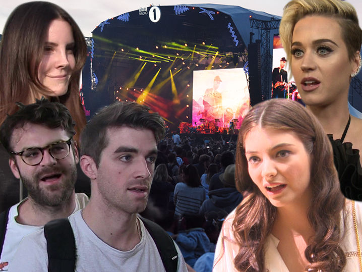 Katy Perry, Lorde, Chainsmokers Say The Show Will Go On After Manchester Bombing