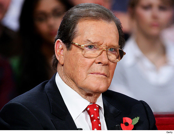 British actor Roger Moore, of James Bond fame, dead at 89