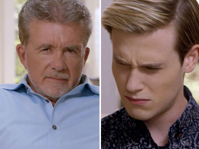 'Hollywood Medium' Tyler Henry Gave Alan Thicke a Very EERIE Warning Before His Death (Video)