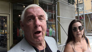 Ric Flair Says Manchester Attack Shouldn't Scare Sports Fans From Going To Live Events