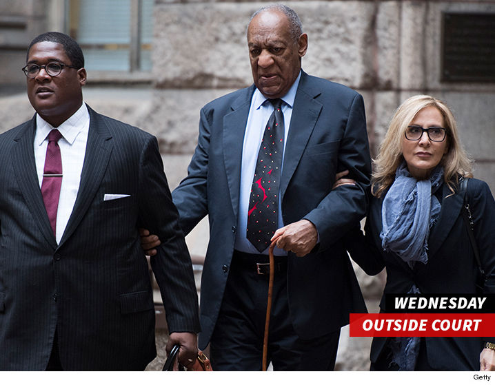Racial Tension Plagues Jury Selection Process In Cosby Sex Assault Trial
