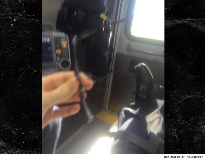 Montana Politician Greg Gianforte Body Slams Guardian Reporter (AUDIO + PHOTO)