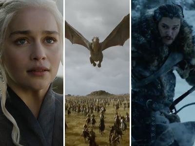 'Game of Thrones' Season 7 Trailer Is FINALLY Here -- And This Looks Absolutely EPIC!