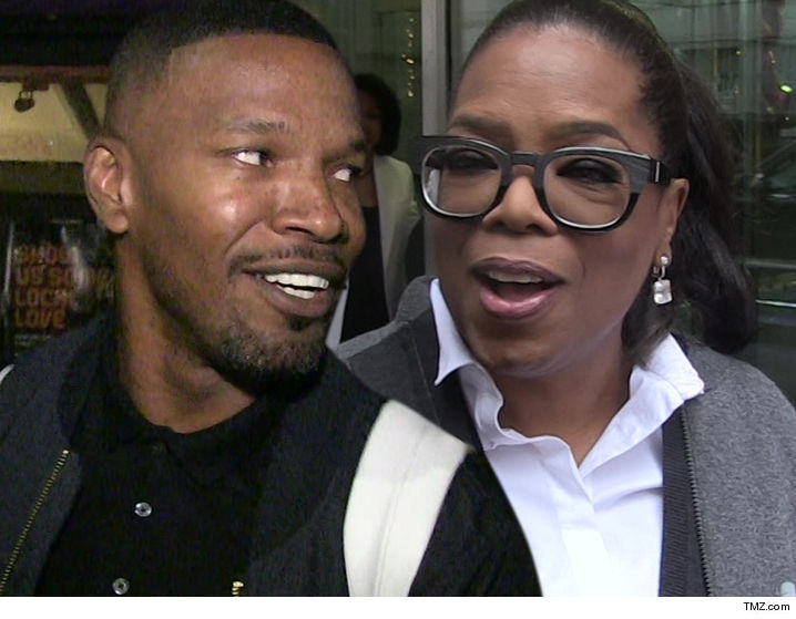 Oprah's intervention made me grow up — Jamie Foxx