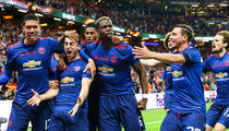 Manchester United Dedicates Victory To Dead Victims After Winning Europa League