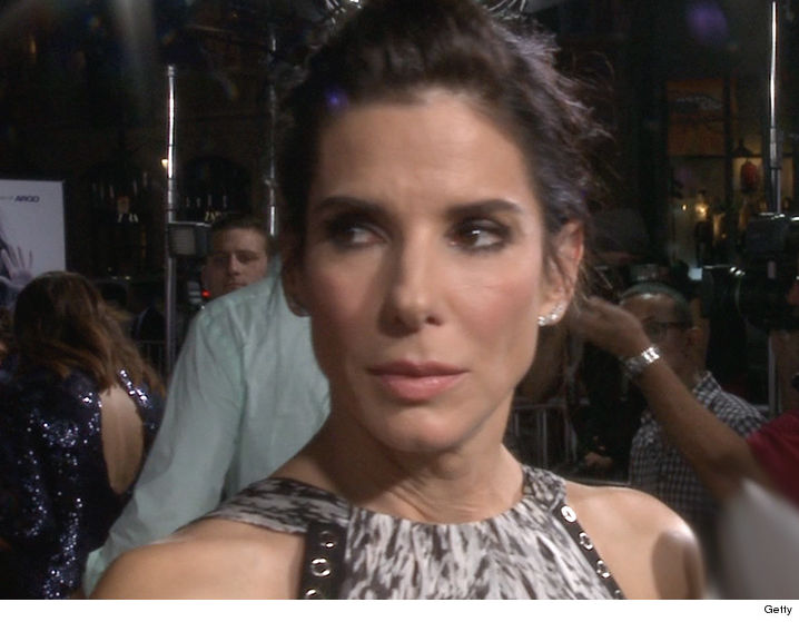 Father of suspected Ma... Sandra Bullock Arrest