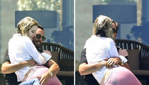 Scott Disick and Bella Thorne Lounge by the Pool in Cannes (PHOTOS)