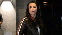 Kyle Richards Says Don't Judge Conrad Hilton