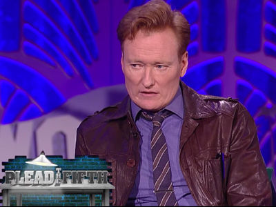 Conan O'Brien Names the WORST Guest He's Ever Had During 'Plead the Fifth' (Video)