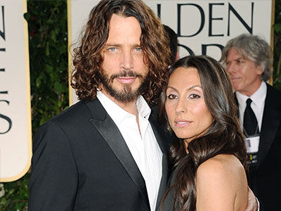 Chris Cornell's Widow Writes Emotional Letter to Her Late Husband: 'I'm Sorry You Were Alone'