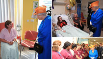 Queen Elizabeth Visits Manchester Bombing Victims in Hospital