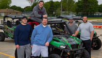 Aaron Rodgers Buys Custom 4-Wheelers For Packers O-Linemen