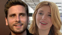 Bella Thorne Steps Away from Scott Disick After Seeing His Wild Side
