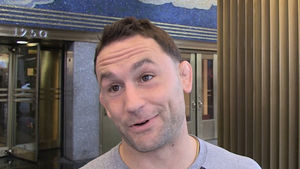 UFC's Frankie Edgar On Cris Cyborg Punch, I'd Never Sue Over A Fight'