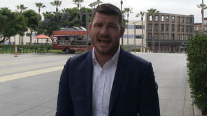 UFC CHAMP MICHAEL BISPING Screw Political Correctness RAID TERROR CELLS