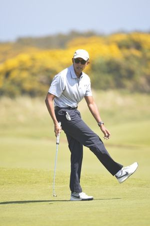 Barack Obama -- Fore the Good Times