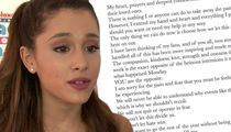 Ariana Grande Going Back to Manchester for Benefit Concert