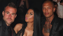 Nicki Minaj Parties with 'Hot Felon' in France