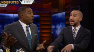 Cris Carter Says Gay Slurs Pissed Off Odell Beckham