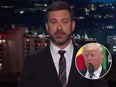 Jimmy Kimmel Hires FOURTH GRADERS To Read DONALD TRUMP Speeches