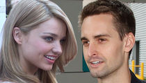 Miranda Kerr Marries Snapchat Founder Evan Spiegel in Super Secret Home Wedding (VIDEO)