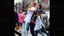 Justin Bieber Gets His Back Cracked by Patrick Schwarzenegger