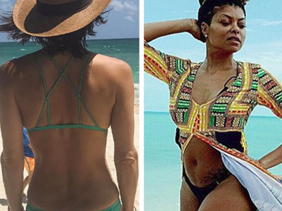 See the HOTTEST Celebrity Beach Bods of the Year ... and All the Rest!