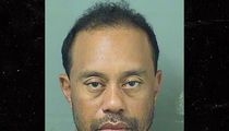 Tiger Woods Busted for DUI, 'Arrogant' During Arrest