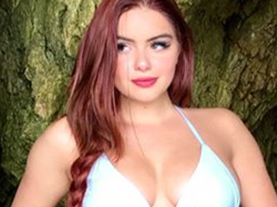 WHOA! Ariel Winter Nearly Shows All In Risque Bikini Photos -- See Her From the Back!