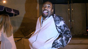 GILBERT ARENAS RIPS TIGER'S DUI EXCUSE 'Just Say You Got F'd Up'