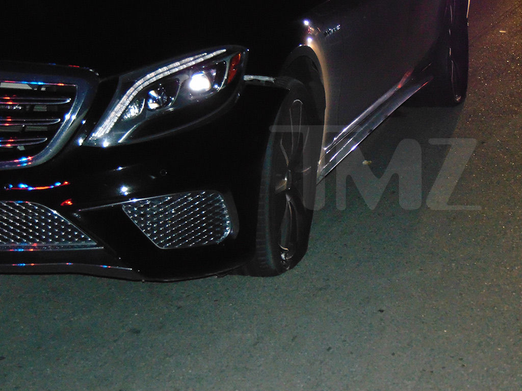 Celebrity photos for Mercedes benz flat tire