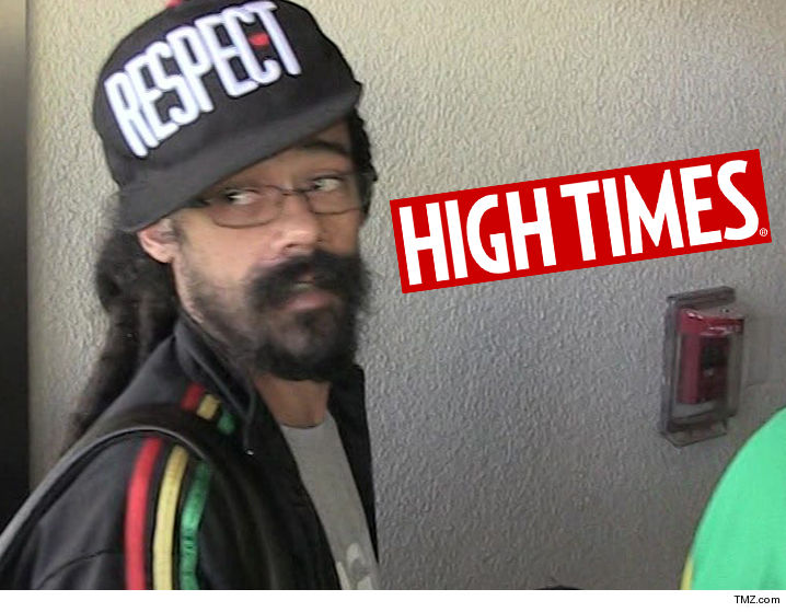 Reggae star Damian Marley, others buy control of High Times